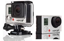 Видеокамера GoPro HD HERO3+